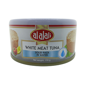 Al Alali White Meat Tuna In Water 170g