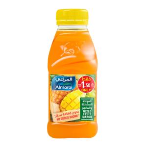 Almarai Mixed Fruit Mango Juice 200ml