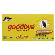 Good Bye Roaches House Cockroach Trap 1pkt