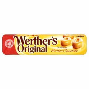 Werthers Cream Candie 50 gm