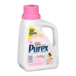 Purex Liquid Laundry Detergent 50oz