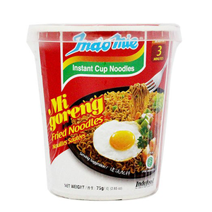 Indomie Fried Cup Noodles 75g