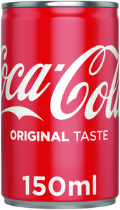 Coca-Cola Regular Can 150ml
