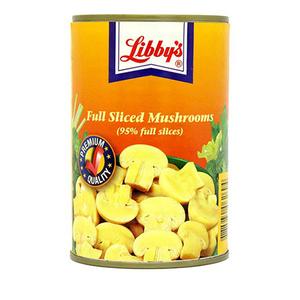 Libby's Sliced Mushrooms 400g