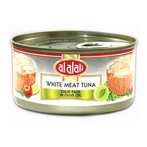 White Meat Tuna In Olive Oil 170g