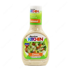 American Kitchen Caesar Salad Dressing 8oz