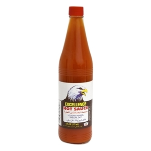 Excellence Hot Sauce 6oz