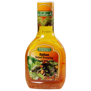 American Kitchen Salad Dressing Italian 226g