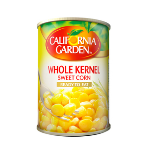 California Garden Sweet Corn In Brine 425g