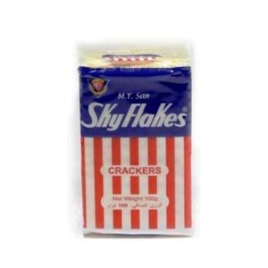 M.Y.San Crackers Skyflakes 100gm