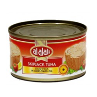 Al Alali Skipjack Tuna In Sunflower Oil 170gm