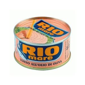 Rio Light Meat Tuna In Olive Oil 80g