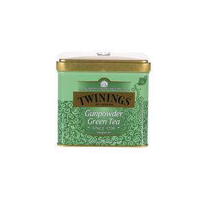 Twinings Goldline Green Gun Powder Tin 200g
