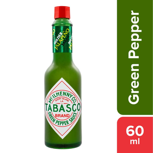 Tabasco Jalapeno Pepper Sauce 60ml
