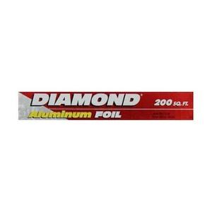 Diamond Aluminium Foil 200sqft