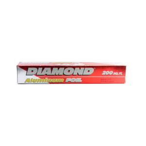 Diamond Aluminium Foil 200sqft 1pc