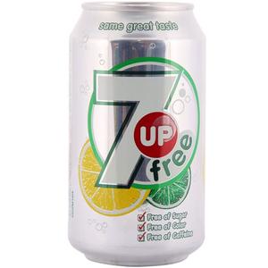 7Up Diet 1pc