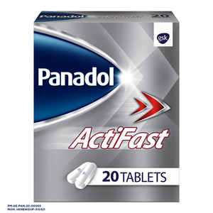 Panadol Acti Fast Tablets 1pc