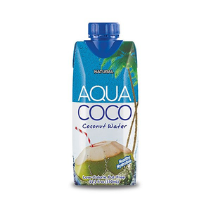 Aqua Coco Coconut Water 330ml
