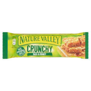 Nature Valley Crunchy Granola Bars Oats And Honey Singles  42g