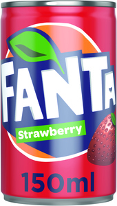 Fanta Strawberry Can 150ml