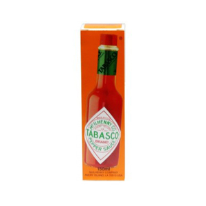 Tabasco Red Pepper Sauce 150ml