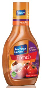 American Garden French 16oz - 473ml