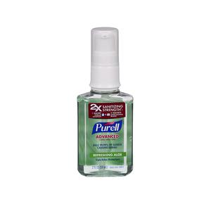 Purell Hand Sanitizer Aloe Pump 2oz