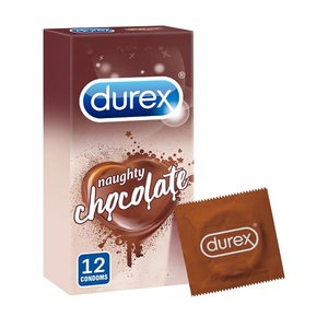 Durex Chocolate Flavored Condom 12pcs