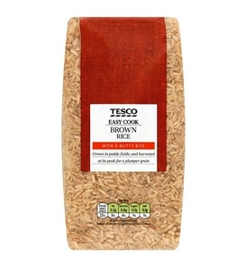Tesco Brown Rice Easy Cook 1kg