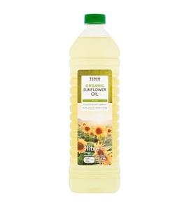 Tesco Sunflower Oil Organic 1L