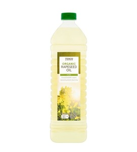 Tesco Rapeseed Oil Organic 1L
