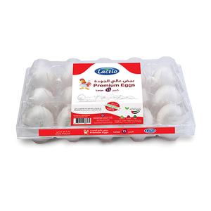 Lactio Eggs Permium Large 15s