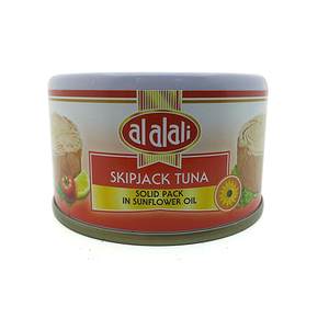 Al Alali Skipjack Tuna Solid Pack In Sunflower Oil 85gm