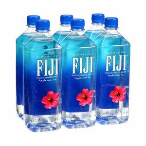 Fiji Water 6x1L
