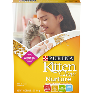 Purina Kitten Chow Dry Food 510gm