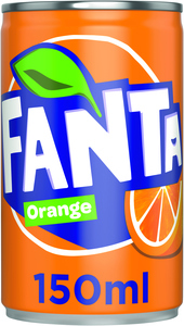 Fanta Orange Can 150ml