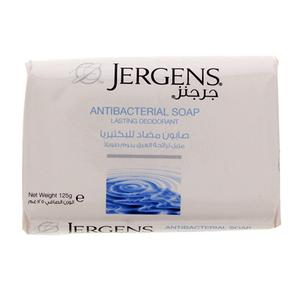 Jergens Antibacterial Soap 125g