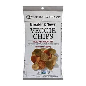 Daily Fresh Crave Veggie Chips 170g