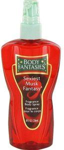 Body Fantasies Spray Red Musk 236ml