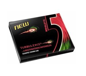 5 Gum Turbulence Watermelon 31.2g