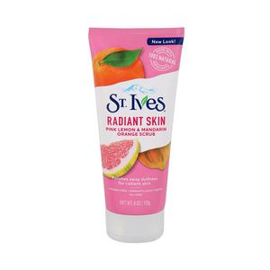 St. Ives Pink Lemon & Mandarin Orange Scrub 6oz