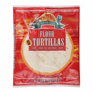 Cantina Mexicana Flour Tortilla 300g