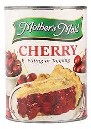 Mothers Maid Cherry Pie F 21o