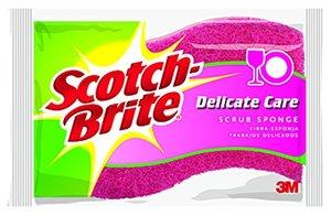 Scotch Brite Delicate Care Scrub Sponge 6pc