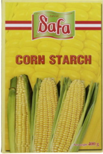 Safa Corn Starch Pkt 400g