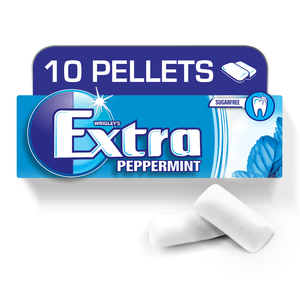 Extra White Peppermint 10pellets