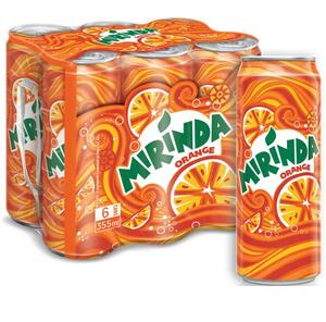 Mirinda Orange 6x355ml