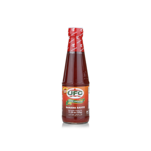 Ufc Banana Chili Hot & Spicy Sauce 320gm