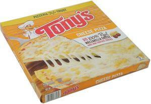 Tonys Pizzeria Cheese Pizza 535gm